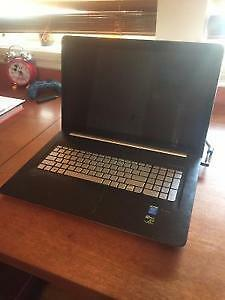 SOLD - HP Envy 17 Inch Laptop