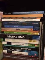 College Textbooks - Accounting, Marketing, Business, Mohawk