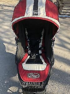 Baby Jogger City Elite Stroller – Great Condition