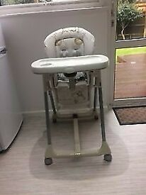 Mamas and Papas multi level high low foldable chair