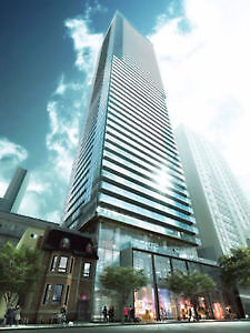 Karma 1 Bedroom+Den+locker Downtown @ Yonge & College