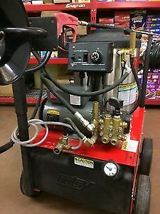 Hotsy Pressure Washer 555ss (Like-New) Edmonton Edmonton Area image 5