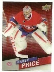 Cartes de Hockey Tim Horton