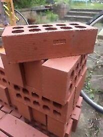 New Red engineering bricks