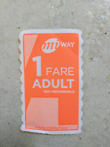 Mississauga Transit Tickets for Sale