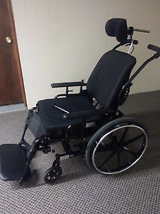 Wheelchair for Tall Individual