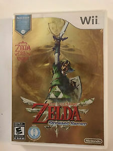 Zelda Skyward Sword for Wii