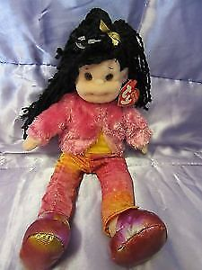 Darling Debbie the doll Ty Beanie Bopper stuffed plush