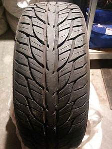 2 GENERAL AS-03 GT GMAX 275 40 ZR 20 SUMMER TIRES