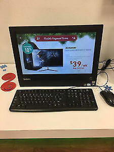 Lenovo ThinkCentre All-in-one Computer w/Windows 7 Pro