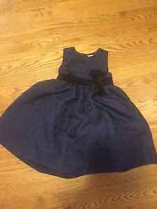 Gymboree Xmas dress 4t