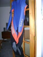 Excellent Condition Men's Wetsuit for heights 5'8 - 6'2 - Bare S
