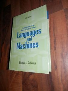 Languages and Machines - Sudkamp