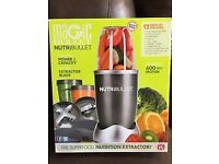 NutriBullet Magic Bullet 600 watts