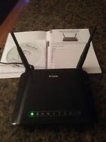 d-link dual band wireless router