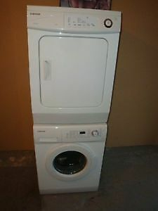 "Samsung 24"" apartment size washer dryer  - FREE DELIVERY"