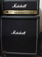 "Marshall JCM 2000 ""All Tube"" Head with Marshall 1960A Cab"