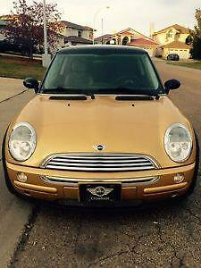 2003 MINI Classic Coupe (2 door)