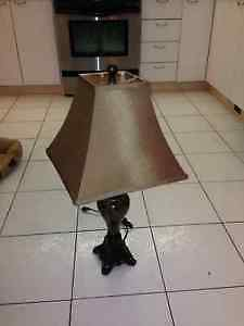 Lampe 32 po Lamp TAUPE