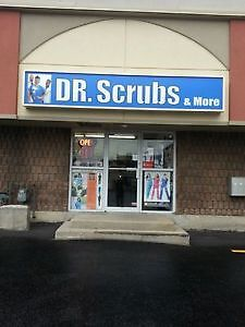 Medical uniforms, scrubs, lab coats, shoes, chef wear and access London Ontario image 2