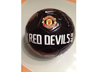 Signed Manchester United Football direct from the club 2013 CHAMPIONS