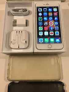 IPHONE 6+ PLUS 16 GIG VIDEOTRON almost new SILVERGREY