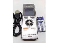 Olympus DM-450 - Digital voice recorder
