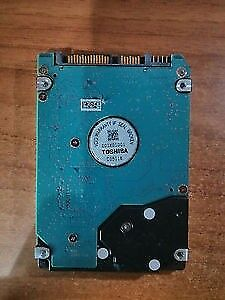 TOSHIBA 600GB Laptop Hard Drive 2.5''