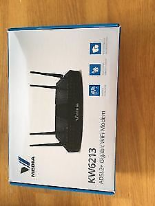 ADSL Modem/Router    Brand New