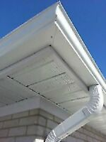 Eavestrough Cleaning & Gutter Cleaning
