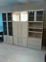 PALLISER WALL UNIT - GREAT QUALITY/PRICE/CONDITION