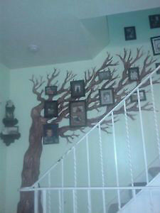 Custom Wall Murals/Designs Painted for your Home or Business London Ontario image 2