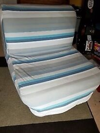 Ikea Lycksele Chair Bed - Good condition