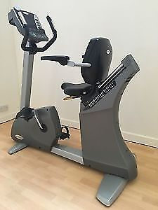 Commercial Recumbent / Upright Bike by Matrix