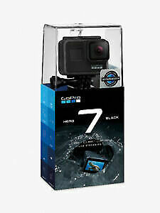 brand new sealed go pro hero 7 black for sale only $499.99