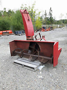 "72"" AgroTrend Snow Blower attachment"