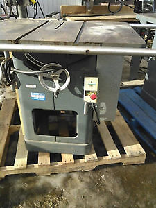 6 RockWell Professional Series Cabinet Saws