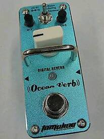 Aroma Ocean Reverb pedal new condition