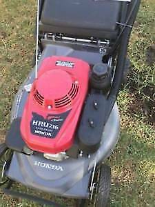 HONDA LAWN MOWER WANTED
