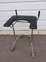 LEAN-ON walker (or PUSH WALKER) ONLY $50 CASH