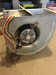 Blower motor with housing