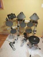 Yamaha DTX 500 Drums
