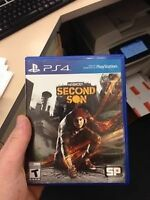 SECOND SON FOR PS4 (4SECONDSON)
