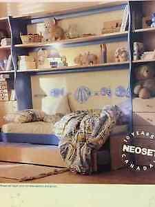 Neoset Twin Trundle Bed set