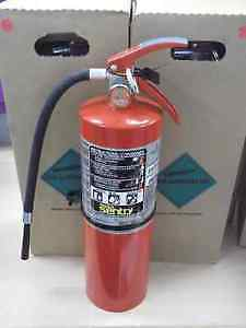 ANSUL SENTRY 10LB ABC DRY CHEMICAL FIRE EXTINGUISHERS - NEW