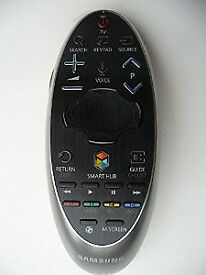 Used Samsung smart TV remote contol RMCTPH1AP1 as pictured (Bath BA2 Area)