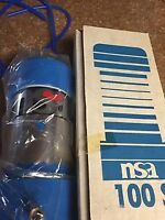 NSA 100S WATER FILTER BRAND NEW