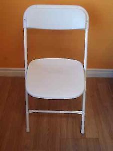 LARGE QUANTITY COSCO MOLDED RESIN FOLDING CHAIRS - NEW & USED Stratford Kitchener Area image 8