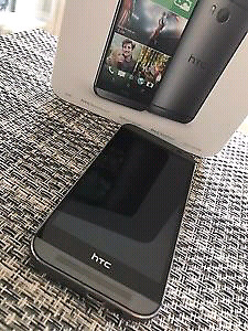 HTC One m8 Mint Condition with outerbox