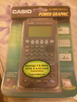 Casio fx-7400G PLUS-GY Power Graphic Calculator: NEW